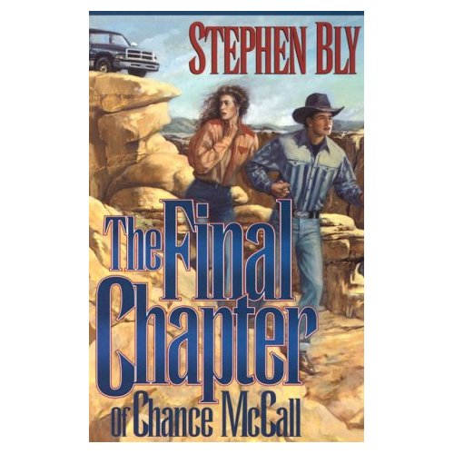 The Final Chapter of Chance McCall – adventure action novel