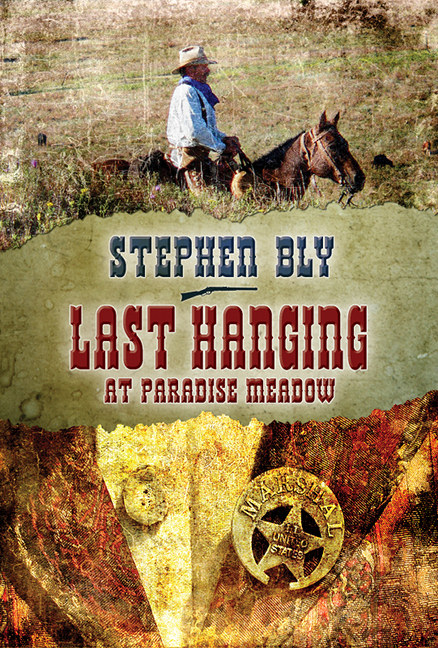 Last Hanging at Paradise Meadow, Stuart Brannon Series – book western series