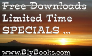 Free Stuff Download Limited Time Specials Bly Books website