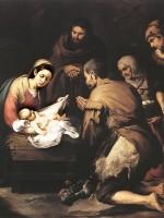 deep thinker Mary & shepherds