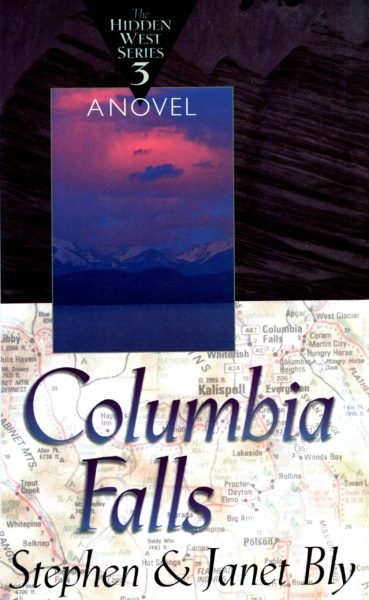 Columbia Falls, Hidden West Series – cozy mystery adventure