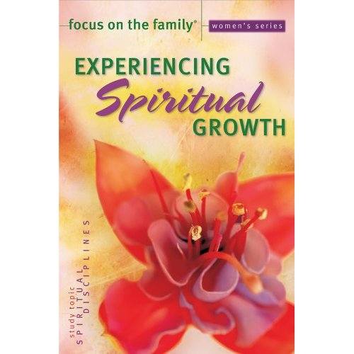 Experiencing Spiritual Growth – Women's Bible Study Booklet