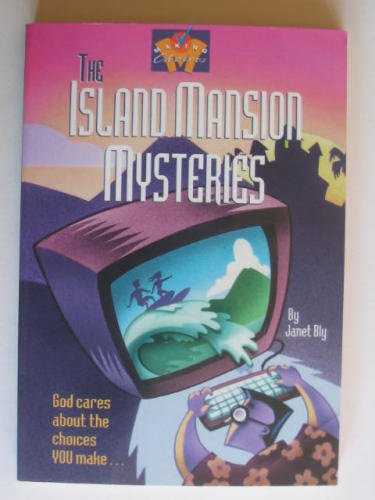 Island Mansion Mysteries – A Kids Making Choices Book