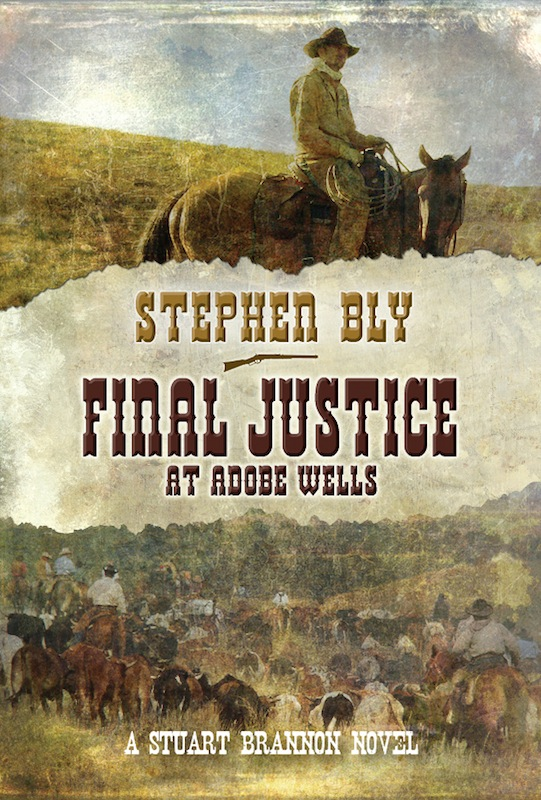 Final Justice at Adobe Wells, Stuart Brannon Series – series western book