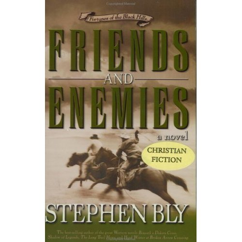 Friends and Enemies, Family Saga Western Novels