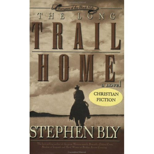 The Long Trail Home: Christian Family Saga Fiction