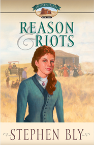 Reason & Riots – book series for young adults