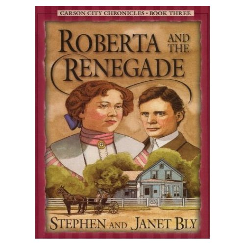 Roberta and the Renegade – Carson City Chronicles historical cozy mystery