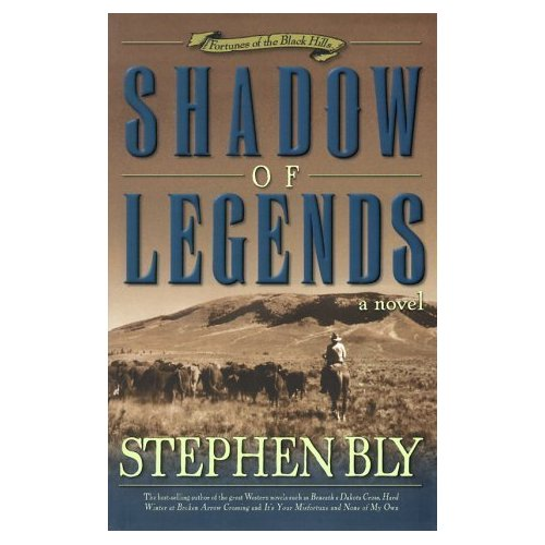 Shadow of Legends: Fortunes of Black Hills Family Saga Series