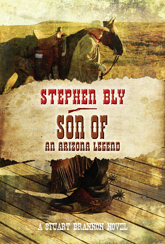 Son of an Arizona Legend, Stuart Brannon Series Books Western