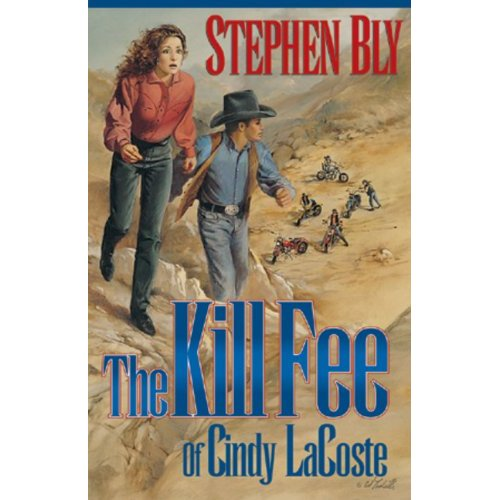 The Kill Fee of Cindy LaCoste – adventure romance novel