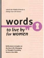 Words To Live By For Women, devotional book by Janet Chester Bly
