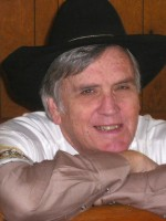 Christmas Western Novel author Stephen Bly