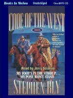 Fiction Audio Books by Stephen Bly, My Foot's in the Stirrup
