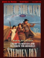 Fiction Audio Books by Stephen Bly, I'm Off to Montana