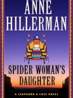 Anne Hillerman authors Spider Woman's Daughter