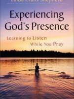 Prayer book on Experiencing God's Presence by Linda Evans Shepherd