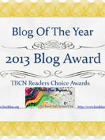 2013 Blog of the Year Award for Lena Nelson Dooley