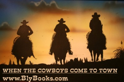 Cowboy Poetry Book: When The Cowboys Come To Town