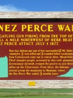 White Bird Battlefield of the Nez Perce War