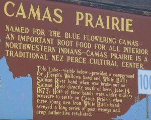Research methods and the Camas Prairie, Idaho