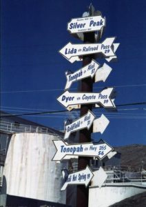 Research methods and Esmeralda County, Nevada