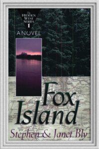adventure story Fox Island, Book 1 Hidden West Series