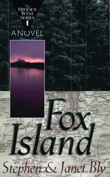 Fox Island, Hidden West Series – Contemporary Adventure Story
