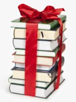 CAN Scavenger Hunt book gift stack
