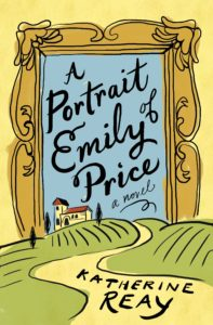 Christian Fiction Scavenger Hunt Novel Portrait of Emily Price
