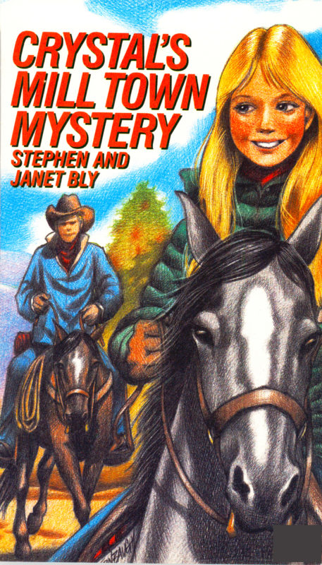 Crystal's Mill Town Mystery – Small Town Adventures