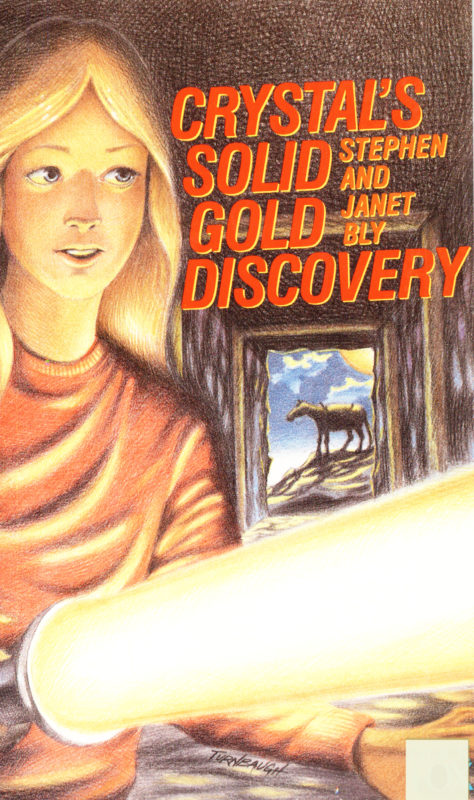 Crystal's Solid Gold Discovery – Mystery Adventure