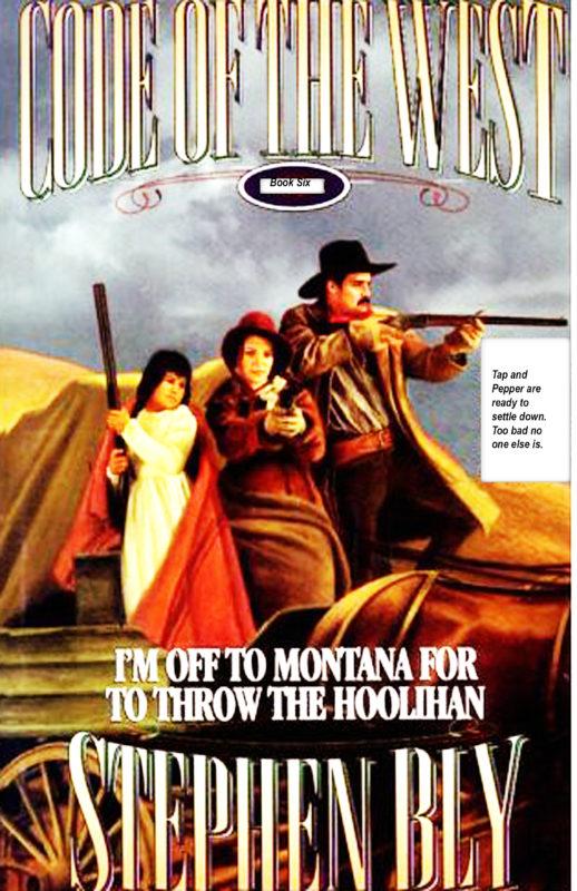 I'm Off To Montana For To Throw The Hoolihan