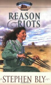 Young adult book series - Reason & Riots by Stephen Bly