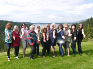 Fantastic Fiction Retreat hosted by author Brandilyn Collins